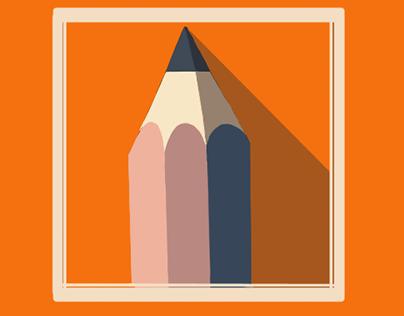 Digital Paintings in Autodesk Sketchbook
