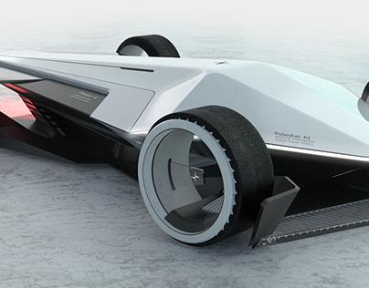 POLESTAR-AI Artificial intelligence Racer