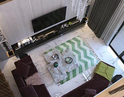 Harry's Livingroom