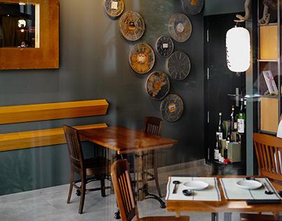 Sushi Bar Hanna, Madrid