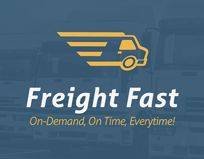 Freight Fast - Logo & Branding