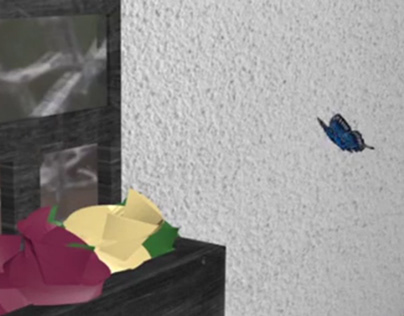 No One Suspects The Butterfly