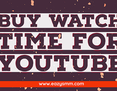 Buy Watch Time for Youtube