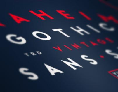 Anaheim Gothic Sans Serif