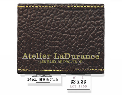 Atelier LaDurance / brand identity