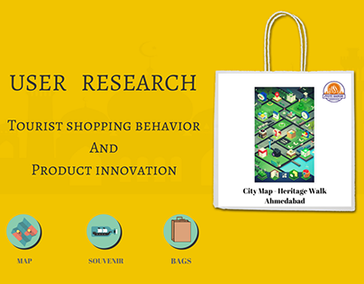 User research:Tourist shopping behavior &product design
