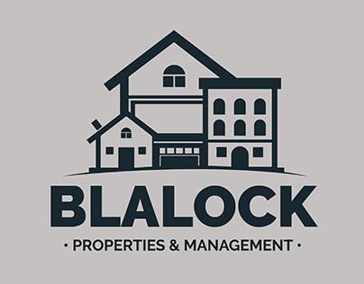 Blalock Properties - Brand Identity