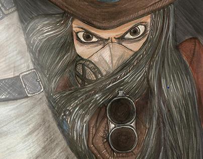 Storyboard: Apocalypse Cowgirl