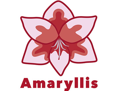 Amaryllis Soft Drink Package Design