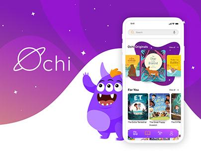 Ochi - educational & reading app for kids