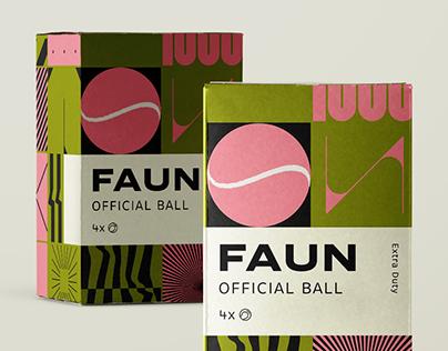 faun   packaging design