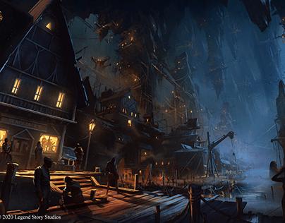 The Pits: Criminal Underground – Legend Story Studios