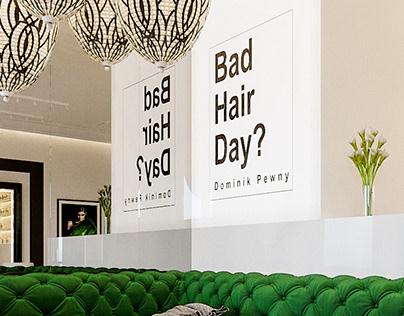 Muc & Scott Interiors - Bad Hair Day