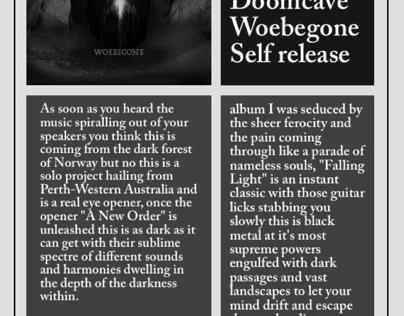 Doomcave-Album review
