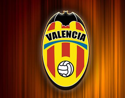 Propuesta nuevo escudo Valencia CF