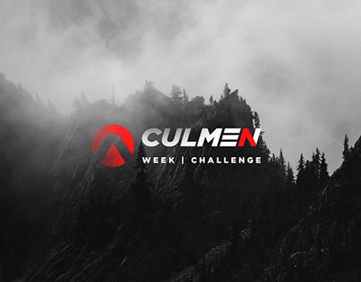 Culmen Week Challenge | Branding