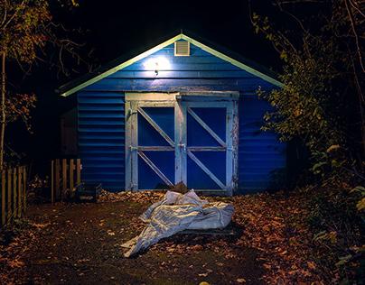 Bellingham at Night