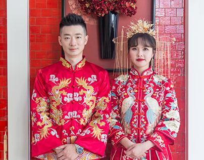 婚禮紀錄   家穎+郁評   林酒店