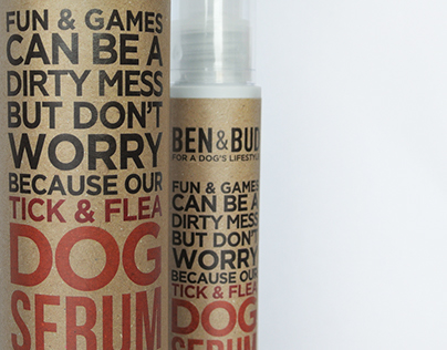 BEN & BUD - Petcare Products