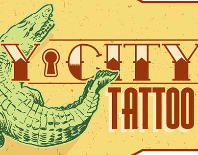 Key City travel stickers