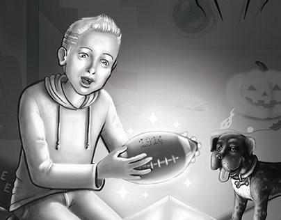 Football Magic: Buddy's new Beginning, Mascot Books