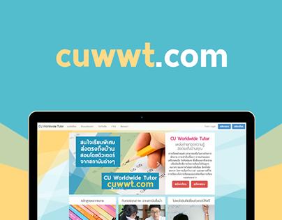 cuwwt.com: CU Worldwide Tutor