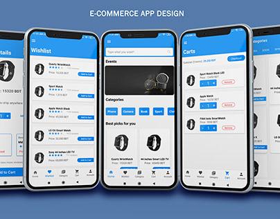 E-Commerce App for Business