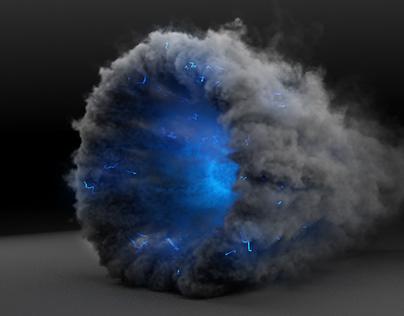 Thanos Portal VFX & Tutorial