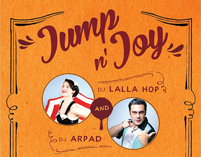 Flyer • Jump n' Joy •