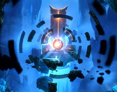 Ori and the Blind Forest - Game Art