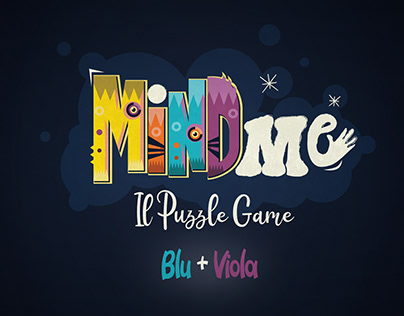 Art Direction for Boardgame Mindme