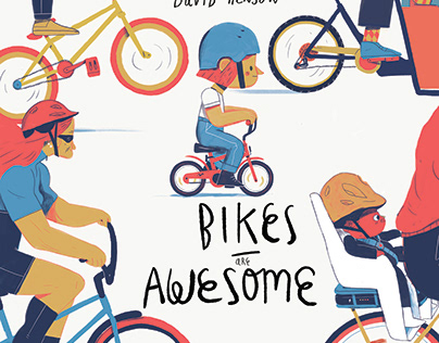 Bike are Awesome / Cyklar är Fantastiska