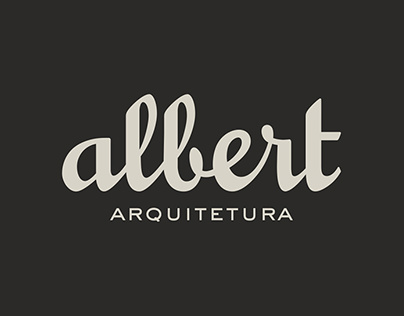 Albert - Architecture Studio - Logo & stationary design