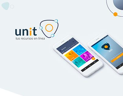 UNIT - UX design