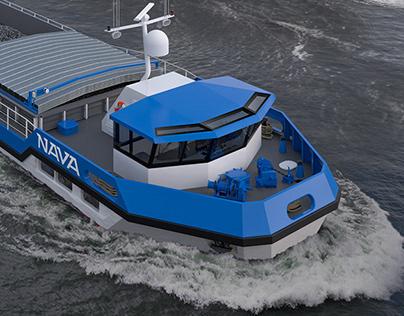 Inland Barge