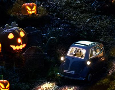 BMW Club HalloweenParty