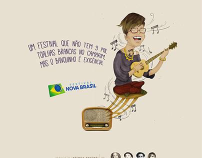 Nova Brasil FM • Festival