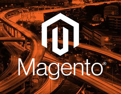 Magento Inc. B2B Pitch Deck