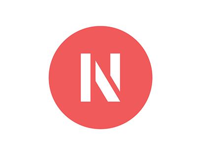 Nea Ilmevalta – Identity and Website