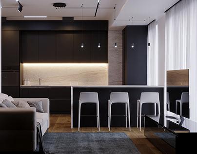 Apartment 46 SQM
