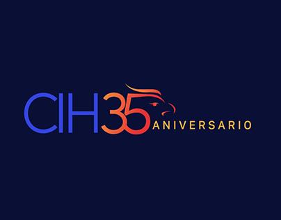 Branding - 35 Aniversario CIH