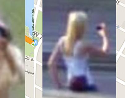 Google Map Candids