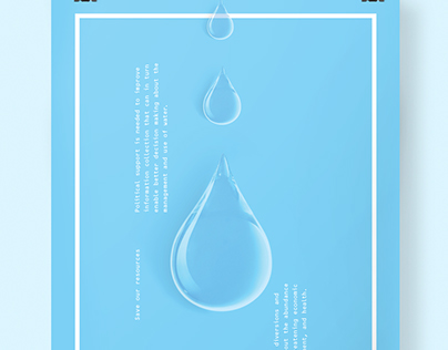 Conserve Resources Posters