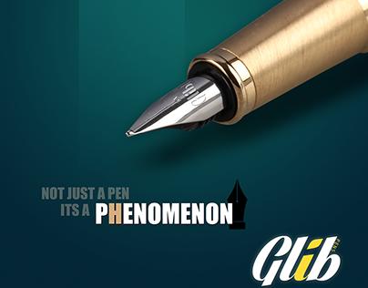 Branding: Glib Pen