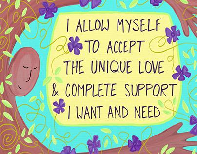 Affirmation | Love & Support