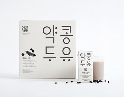 SOYMILK PLUS, Brand Identity & Package Design
