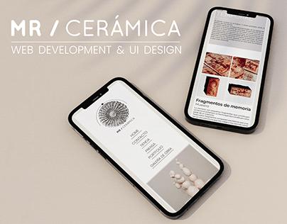 MR CERAMICA - Website