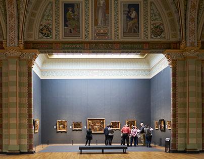 Rijks Museum. Amsterdam.