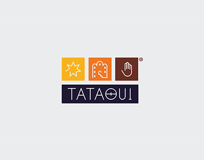 TATAOUI Logo design & Branding