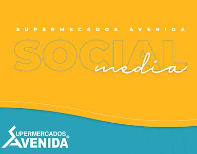 Social Media | Supermercados Avenida